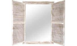 מראת חלון בצורת תריס