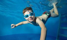 2 שיעורי שחייה לילדים ופעוטות