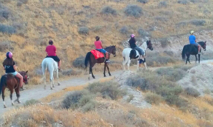 2 רכיבה על סוסים - חוות מדבר יהודה, כפר אדומים