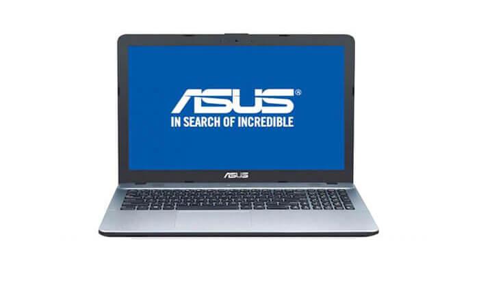 7 מחשב נייד ASUS עם מסך 15.6 אינץ' - משלוח חינם!