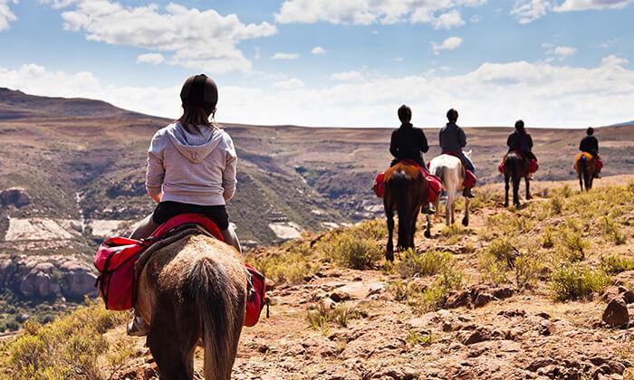 3 חוות מדבר יהודה - רכיבה על סוסים