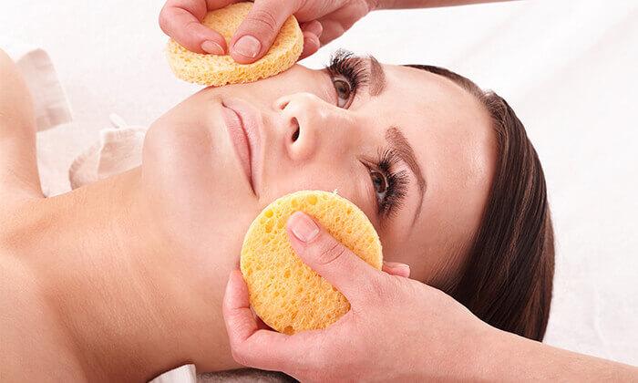 2 טיפולי פנים בקליניקת ילנה, נתניה