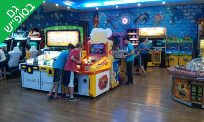 6 משחק באולינג לכל המשפחה ברשת ארבל באולינג