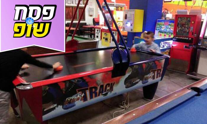 7 משחק באולינג לכל המשפחה ברשת ארבל באולינג