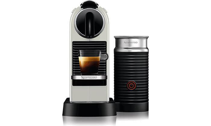 2 מכונת קפה נספרסו ו-20 קפסולות