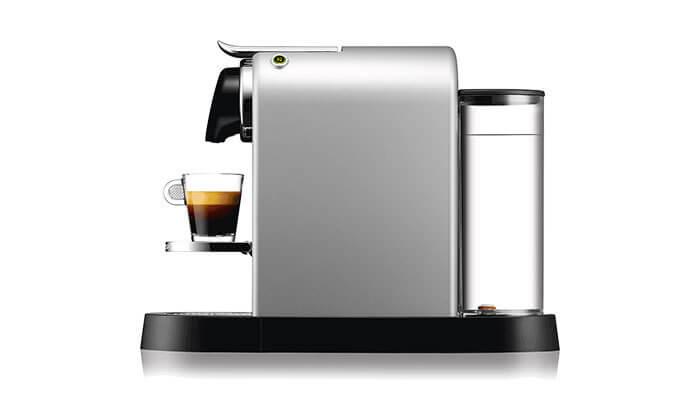 3 מכונת קפה נספרסו ו-20 קפסולות