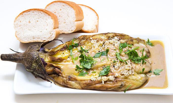 4 ארוחת בשרים זוגית בסטלה ביץ', חוף בת ים