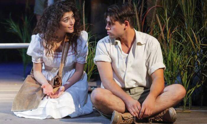 2 כרטיס למחזה המוסיקלי סימני דרך בתיאטרון הבימה