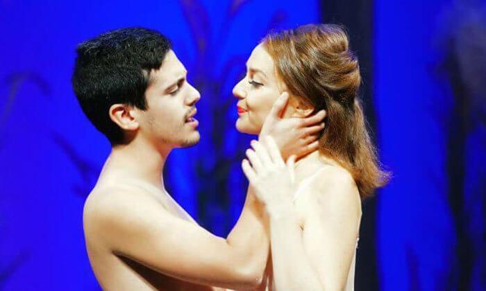 3 כרטיס למחזה המוסיקלי סימני דרך בתיאטרון הבימה