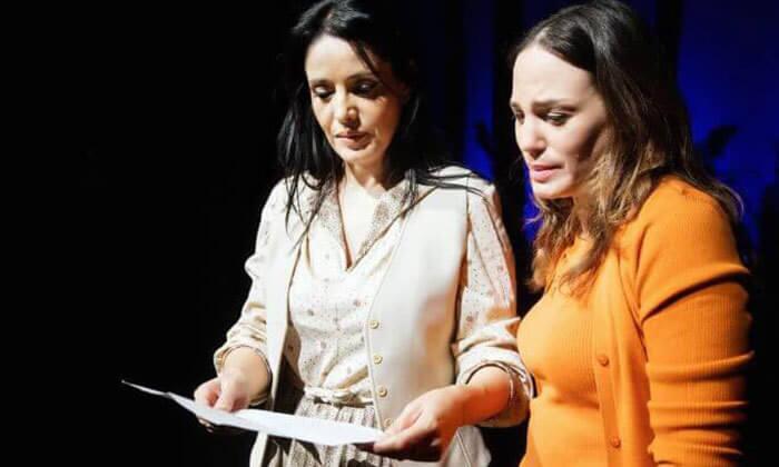 5 כרטיס למחזה המוסיקלי סימני דרך בתיאטרון הבימה