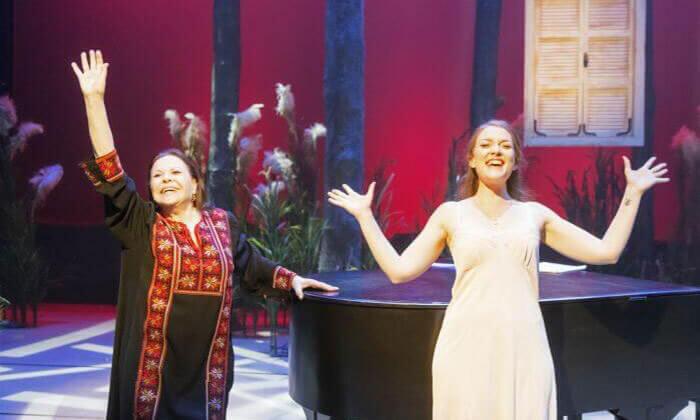 6 כרטיס למחזה המוסיקלי סימני דרך בתיאטרון הבימה
