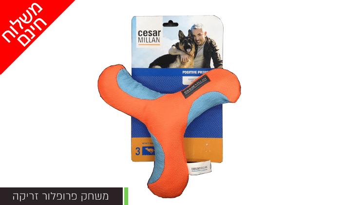 5 צעצוע לכלב - משלוח חינם!