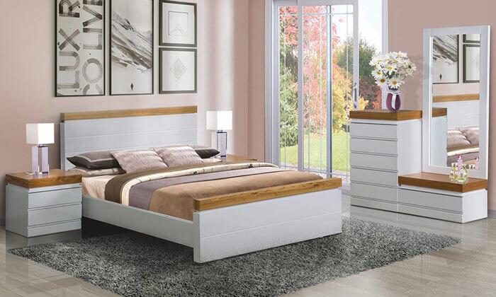 8 חדר שינה זוגי LEONARDO