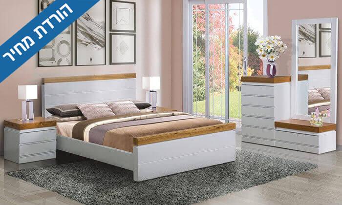 2 חדר שינה זוגי LEONARDO