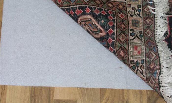 """3 רפידת הגנה לשטיחים בגודל 1 מ""""ר"""