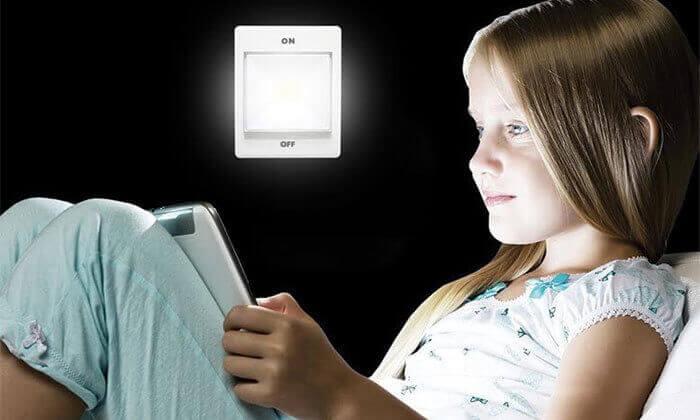 5 מארז 9 נורות LED ניידות