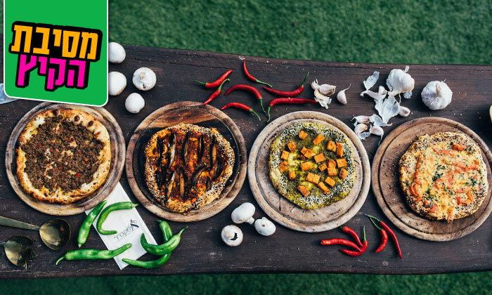 7 ארוחת בשרים זוגית במסעדת איסקנדר הכשרה למהדרין, נהר הירדן