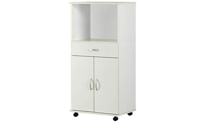 2 רהיטי יראון - ארונית מיקרוגל