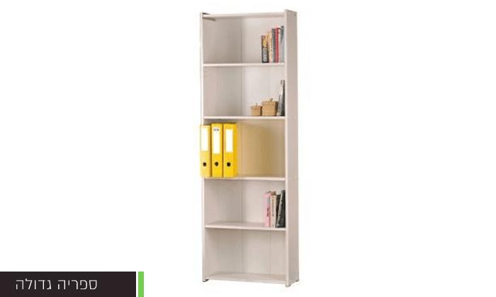 3 רהיטי יראון - ספריית מדפים, רהיטי יראון