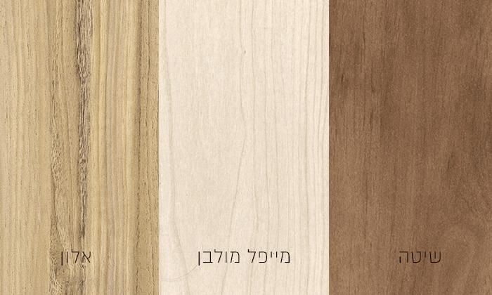 6 רהיטי יראון - ספריית מדפים, רהיטי יראון