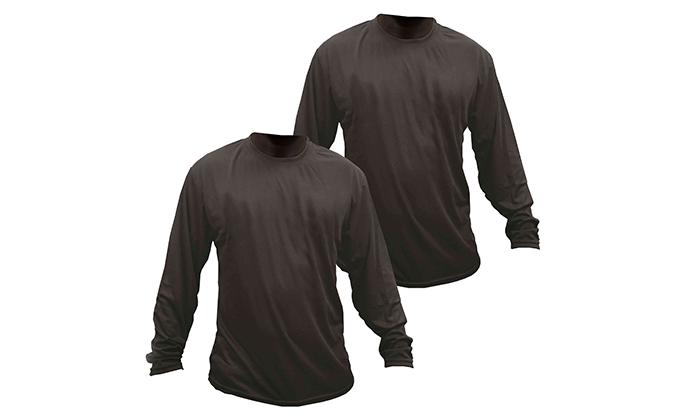 2 זוג חולצותארוכות DRI-FIT