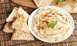 ארוחת חומוס בחיפה