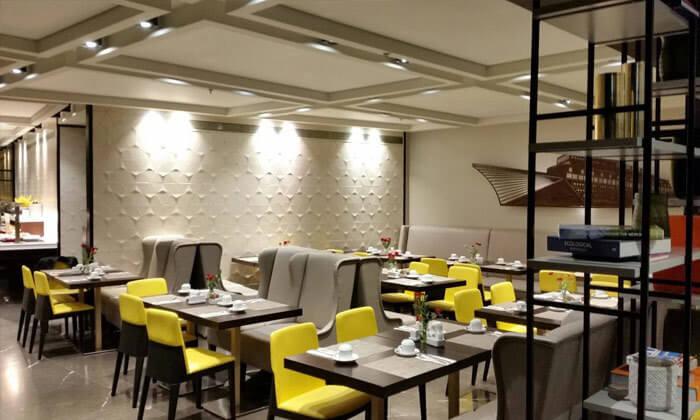 5 ארוחת בוקר בופה במלון גולדן קראון חיפה