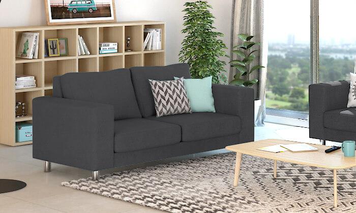 4 שמרת הזורע: ספה דו או תלת מושבית
