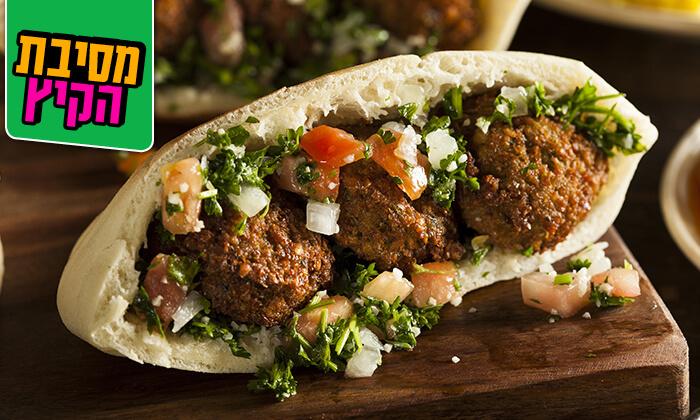 2 ארוחה ב'עולם האוכל', חיפה