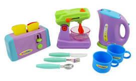 סט מכשירי חשמל למטבח לילדים