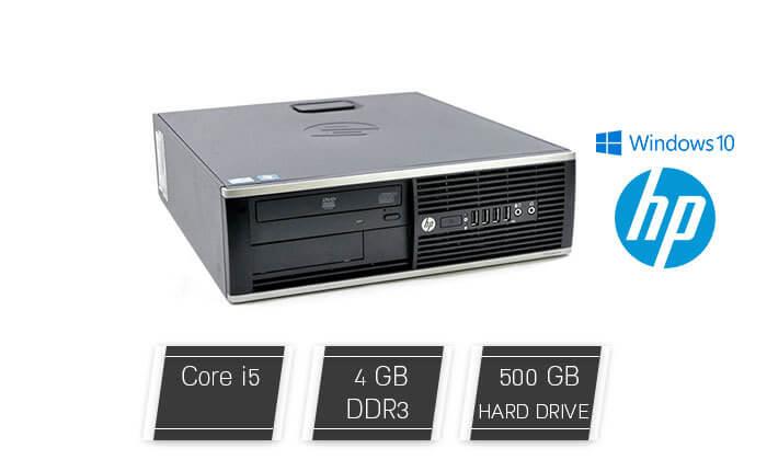 2 מחשב נייח קומפקטי hp