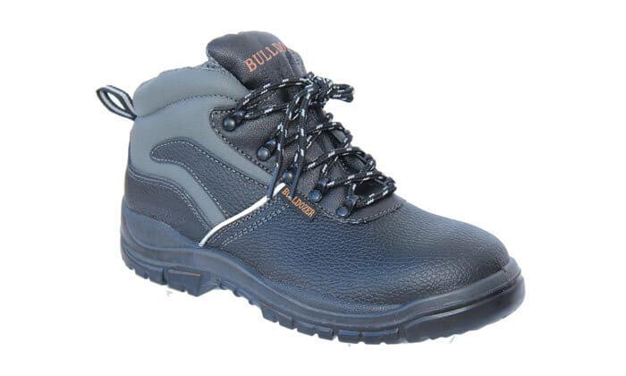 2 נעלי עבודה חזקות