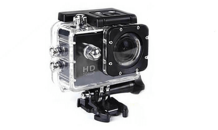 2 מצלמת אקסטרים Full HD