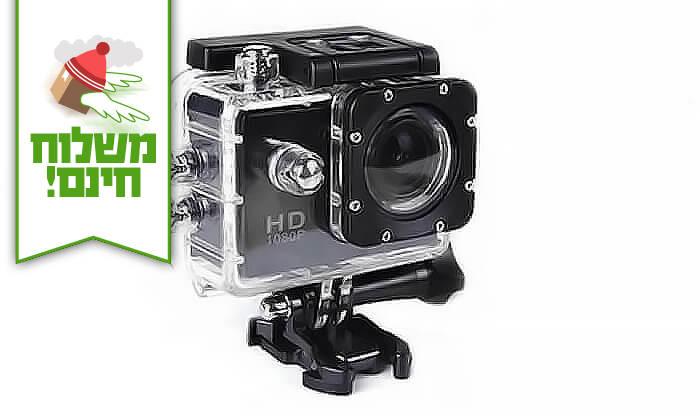 4 מצלמת אקסטרים Full HD