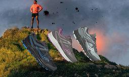 נעלי ריצה לגברים ולנשיםSaucon