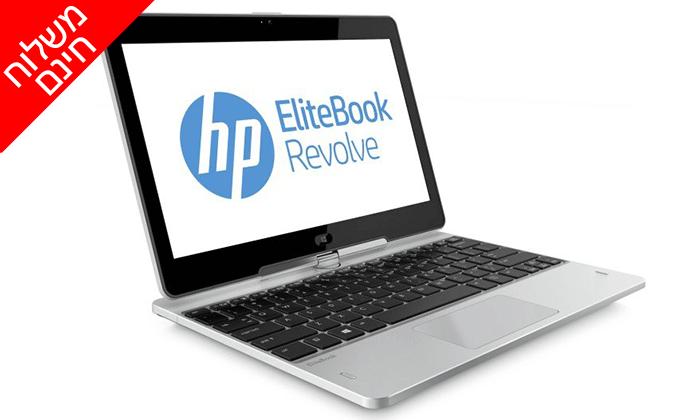 5 מחשב נייד HP עם מסך מגע מתהפך 11.6 אינץ' - משלוח חינם!