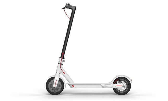 4 קורקינטMi Electric Scooter מבית Xiaomi יבואן רשמי כולל שנה אחריות- משלוח חינם!