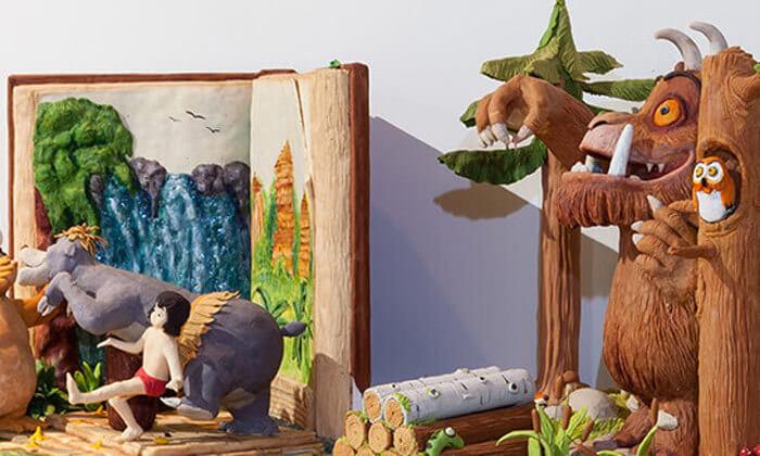 4 פריחת השקד וסדנאות יצירה במוזיאון המרציפן, כפר תבור