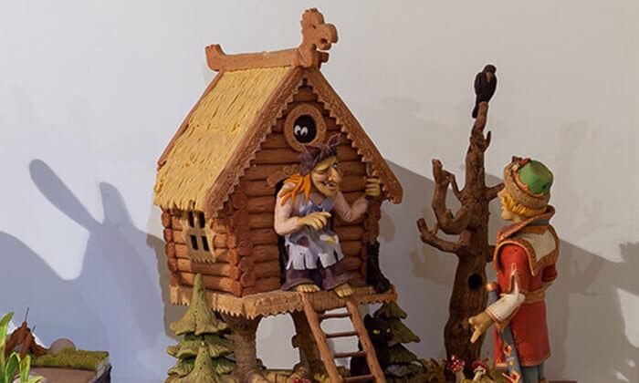 5 פריחת השקד וסדנאות יצירה במוזיאון המרציפן, כפר תבור