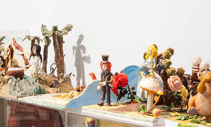 6 פריחת השקד וסדנאות יצירה במוזיאון המרציפן, כפר תבור