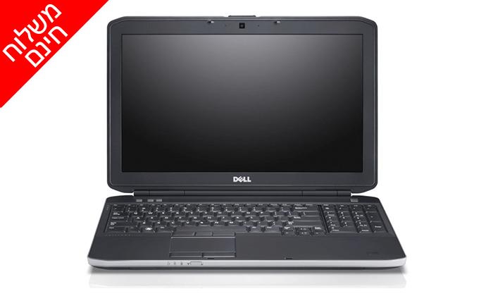 3 מחשב נייד Dell עם מסך 15.6 אינץ' - משלוח חינם!