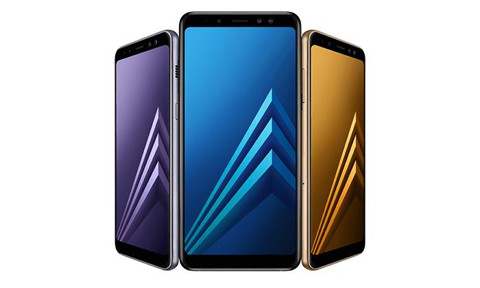 2 השקת סמארטפון +Samsung Galaxy A8