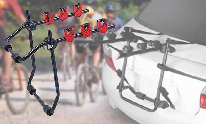 4 מתקן לרכב לנשיאת אופניים