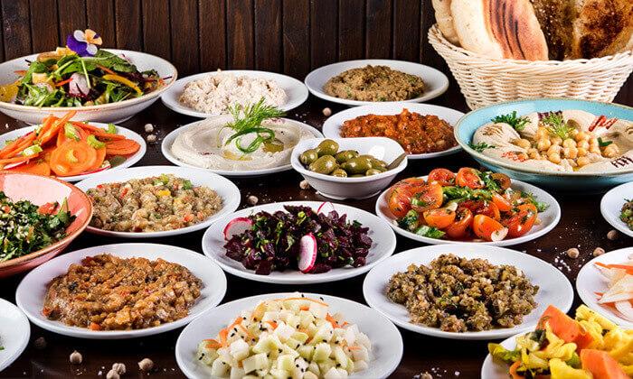 8 ארוחה זוגית במסעדת זויה גריל בר, נתניה