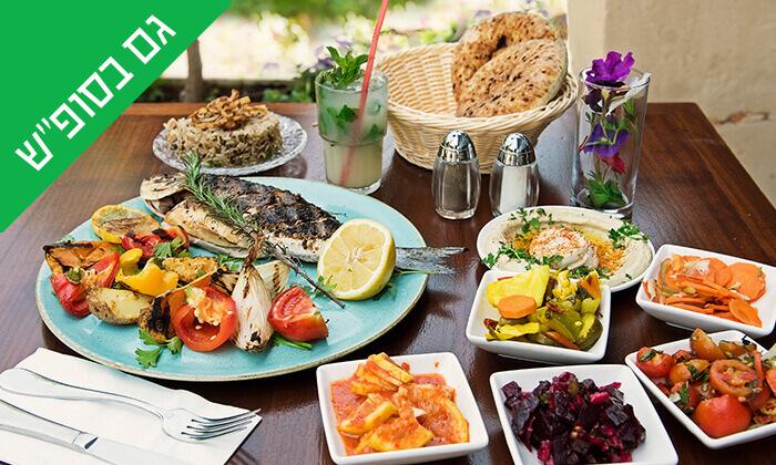 11 ארוחה זוגית כשרה במסעדת זויה גריל בר, נתניה