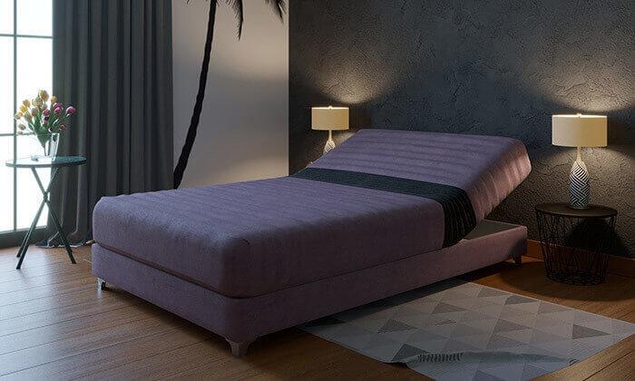 מיטה אורתופדית ברוחב וחצי RAM DESIGN
