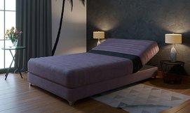 מיטה אורתופדית ברוחב וחצי
