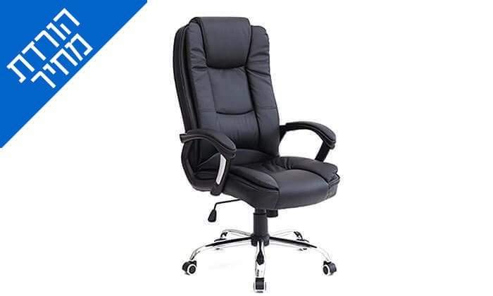 6 כיסא מנהלים אורתופדי