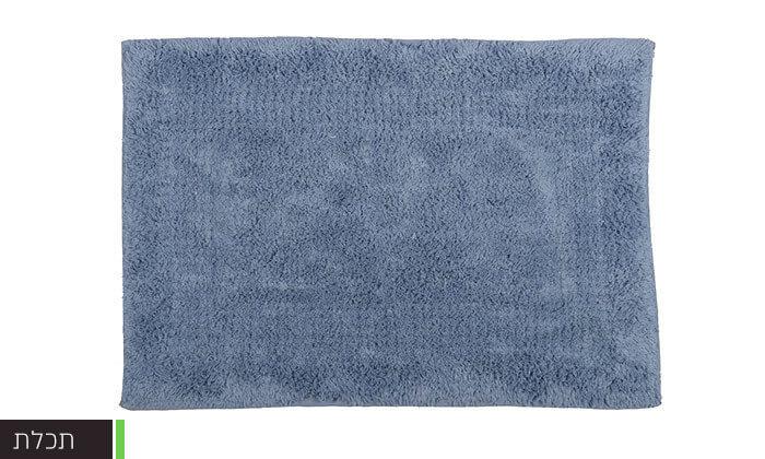 3 שטיחון אמבטיה 100% כותנה