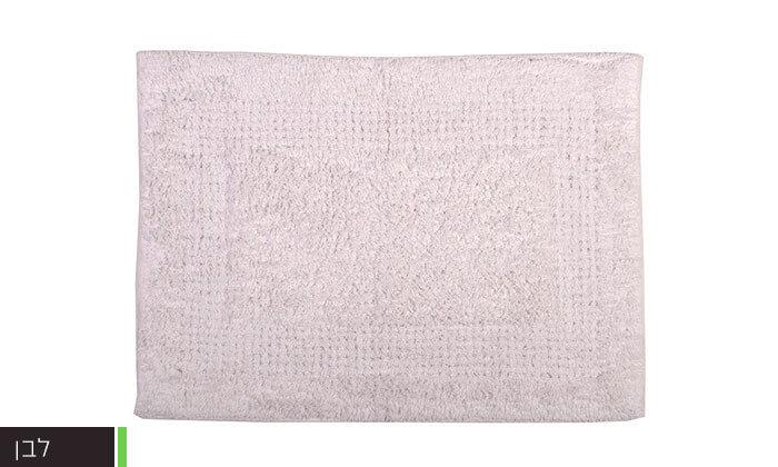 5 שטיחון אמבטיה 100% כותנה